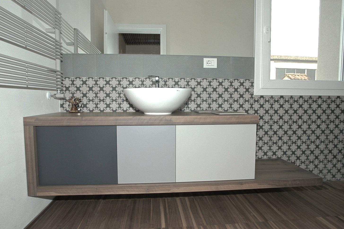 cassettiere bagno ~ la scelta giusta per il design domestico - Cassettiera Arredo Bagno