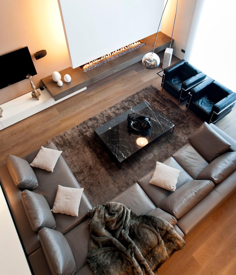 Listoni rovere oliato la scelta giusta variata sul for Design della cabina e planimetrie
