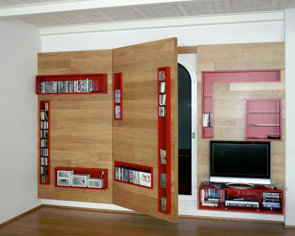 Bettoli arredi e pavimenti porte arredo bettoli arredi e - Libreria con porta ...