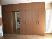 armadio a muro + porta arredo
