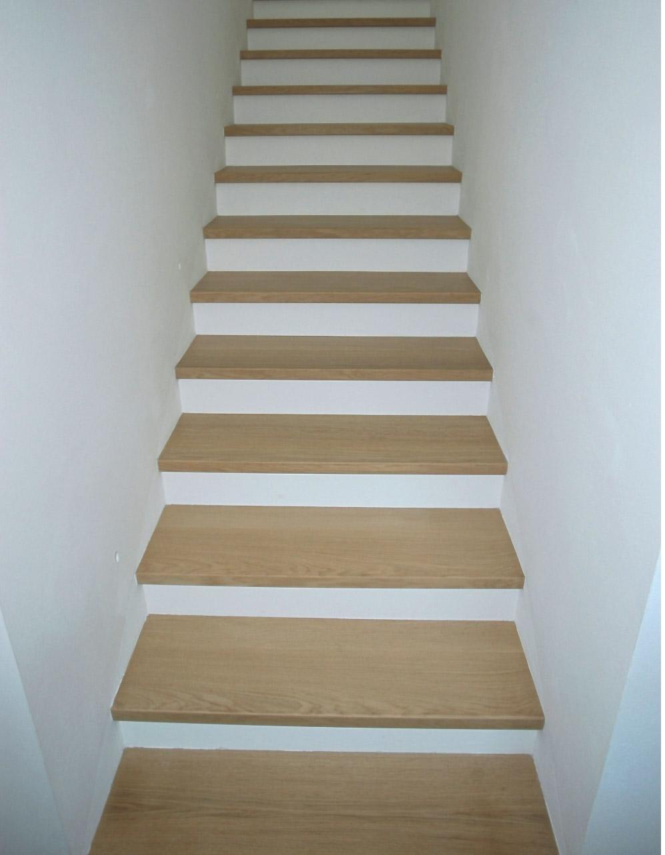 Bettoli arredi e pavimenti ricoperture su cemento bettoli arredi e pavimenti - Rivestimento in legno per scale ...