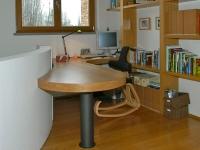 tavolo rovere a disegno