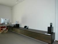 cassettiera sospesa a tutta parete