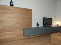 mobile tv e contenitore minimal